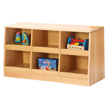 LOW BOOK/TOY UNIT, Each