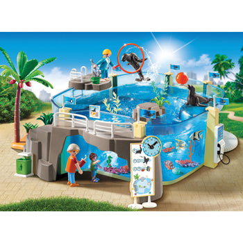 PLAYMOBIL AQUARIUM, Set