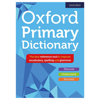 DICTIONARY, ENGLISH, Oxford Primary, Age 7+, Each