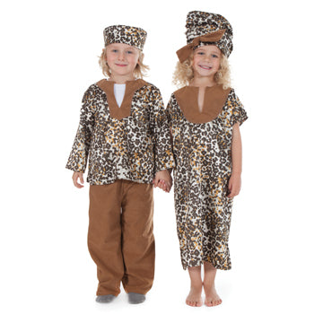 MULTICULTURAL COSTUMES, African Boy and Girl, Set