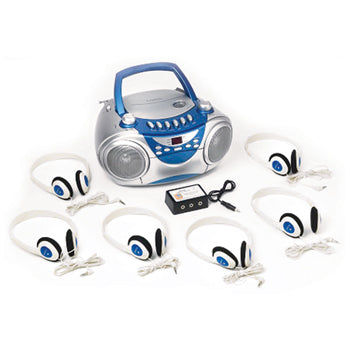 HEADPHONE SETS, Large Budget Classroom Set, Set