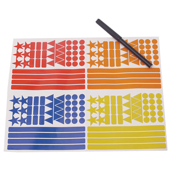 PLANNER ACCESSORY KIT, Pack