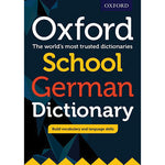 DICTIONARY, BILINGUAL, Oxford School German, Age 10+, Each