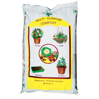 COMPOST, Multi-purpose, Bag of 60 litres