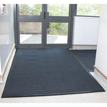 FLOORING PROTECTION, DUOMASTER, 1000 x 1000mm, Blue