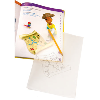 PAPER, TRACING, A4 Tracing Paper, 50gsm Value, Ream of 500 sheets
