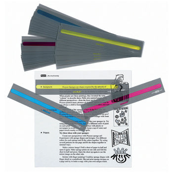 READING AIDS, Highlighter Reader Strips, Set of 30