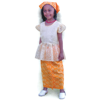 MULTI-ETHNIC DRESSING UP OUTFITS, West African Dress, Each