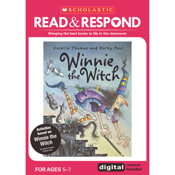 Key Stage 1, READ & RESPOND, Winnie the Witch, Read & Respond, Each