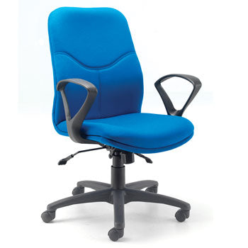 EXECUTIVE CHAIR, Mid Back, Tarot