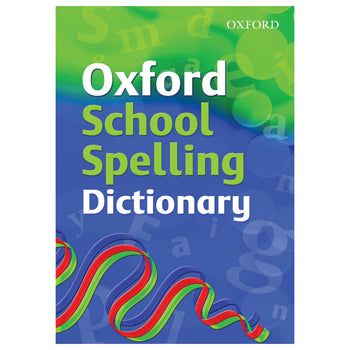 DICTIONARY, ENGLISH, SPELLING, Oxford School Spelling, Each