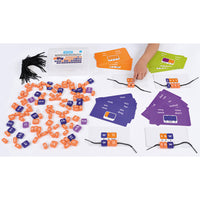 PHONICS THREADING BEADS, High Frequency Words Set Phases 2-5, Age 5+, Set