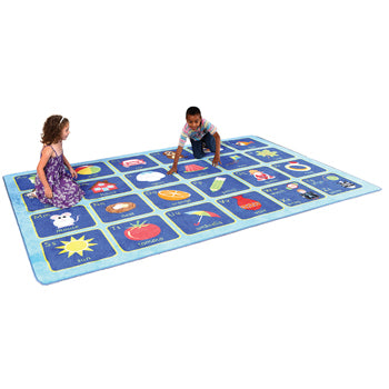 KIT FOR KIDS, ALPHABET CARPET, 3000 x 2000mm, Each