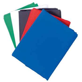 TEXTILES, PLAIN FABRIC, POLYESTER/COTTON, Royal Blue, Pack of 5 metres