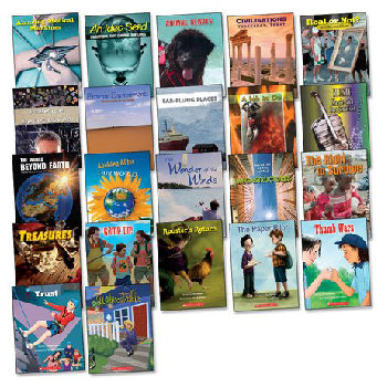 CONNECTORS BOOK PACKS, Interest Level 10+ (not pictured), Age 10-13 years, Pack of 132