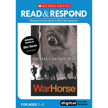 READ & RESPONSE Upper Key Stage 2, War Horse, Read & Respond, Each