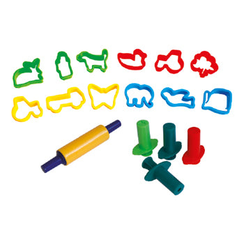 MODELLING TOOLS, Extruders & Cutters Set, Set