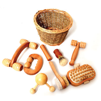MASSAGE BASKET, Each