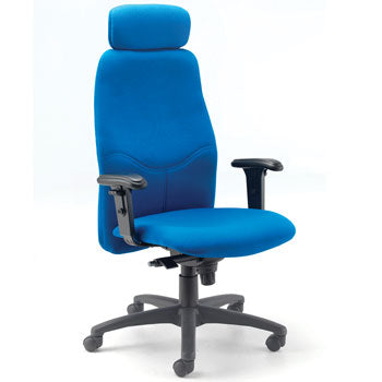 HIGH BACK EXECUTIVE CHAIR WITH HEADREST, Tarot