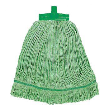 SYR CLEAN, MOP HEAD, COLOUR CODED, Changer Kentucky, 480g, Red, Each