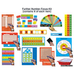 MATHS FOCUS KITS, Further Number, Kit