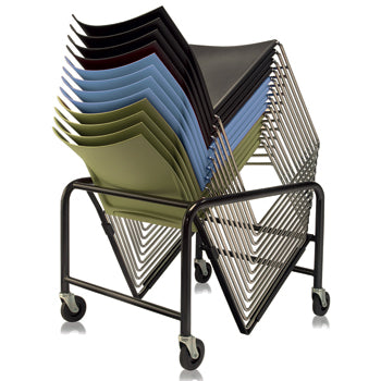 STACKING CHAIRS, Chair Trolley