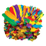 COLLAGE, FEATHERS, Class Packs, Brights, Class Pack