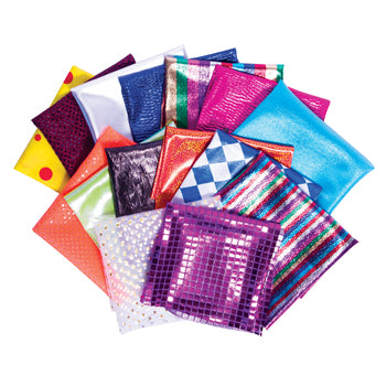 FABRIC PACKS, Fancy Pieces, Pack of 15 minimum