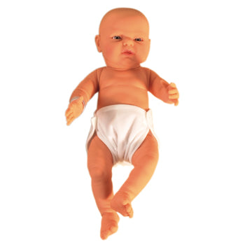 MULTICULTURAL BABY DOLLS, White, White Girl, Each