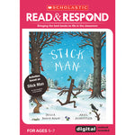 Key Stage 1, READ & RESPOND, Stick Man, Read & Respond, Each