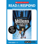 READ & RESPOND Lower Key Stage 2, Millions the not-so-Great Train Robbery, Read & Respond, Each