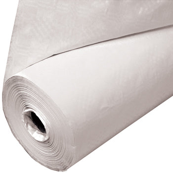 TABLE COVERS, Banqueting Roll, White, 1100mm wide x 100m, Roll