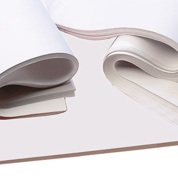 PAPER SHEETS, White Kitchen Paper, 60gsm, 504 x 768mm, Ream of 500 sheets