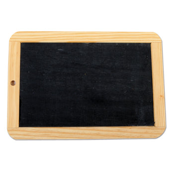 NATURAL SLATE CHALKBOARD, Pack of 5