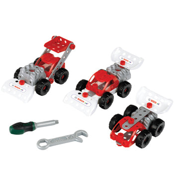3 IN 1 SETS, Racing, Age 3+, Set