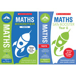 NATIONAL CURRICULUM SATS BOOSTER CLASSROOM PROGRAMME, Maths Tests, Year 6, Pack of 10