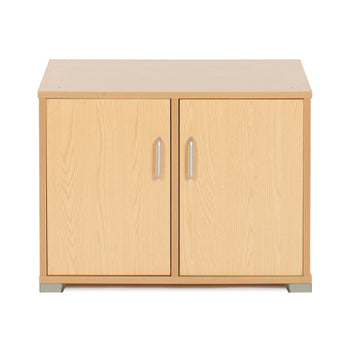 LOW LEVEL CUPBOARDS, 2 Bay, Japanese Ash