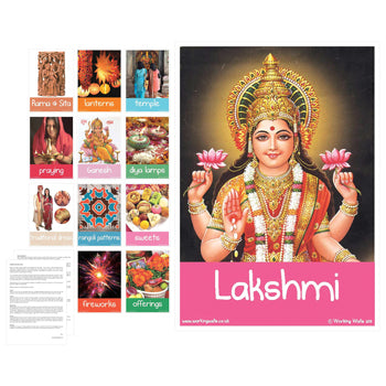 POSTER PACKS, Diwali, Pack