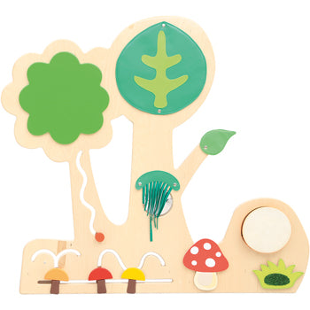 FOREST SENSORY WALL, Set 2, Age 1-5, Each