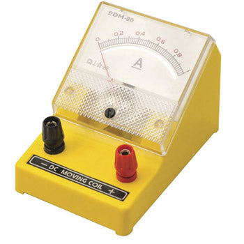 METERS, Analogue, Ammeter, Single Range, 0 to 5A, Each