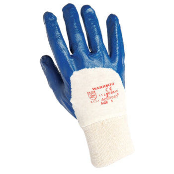 GENERAL HANDLING GLOVES, Lightweight Nitrile Coated, XLarge, Pair
