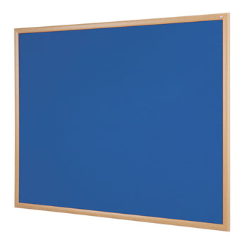 ECO-FRIENDLY NOTICEBOARDS, 1500 x 1200mm, Blue