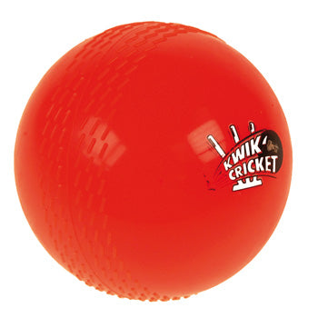 PLASTIC CRICKET, Kwik Cricket Junior Ball, Each