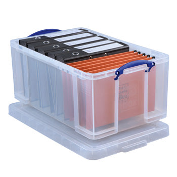 REALLY USEFUL BOXES, 64 litre, 710 x 440 x 310mm, Each