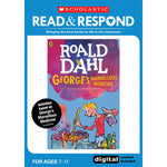 READ & RESPOND Lower Key Stage 2, George's Marvellous Medicine, Read & Respond, Each