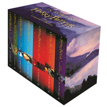 HARRY POTTER BOX SET, Set