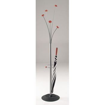 COAT STANDS, CONTEMPORARY, Silver