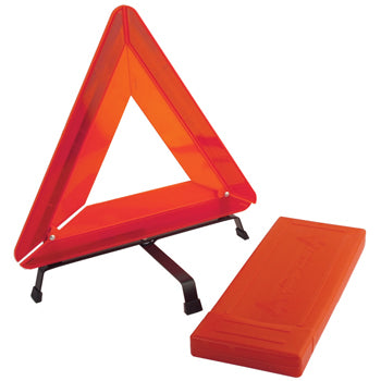 FOLDING HAZARD WARNING TRIANGLE, Each