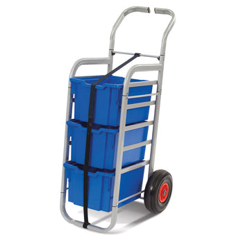 GRATNELLS ROVER, 1 Shallow, 1 Deep & 1 Jumbo Tray, Royal Blue