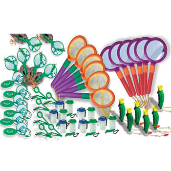 PLANT & BUG HUNTING KIT, Kit